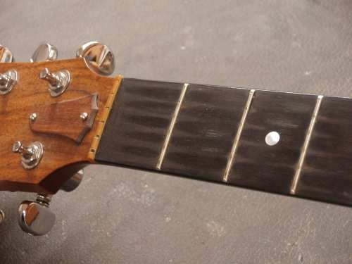 Questions About Worn Out Frets